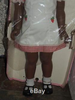 Vintage Ideal Patti PlayPal 36 African American Doll NRB-BOX VERY WORN
