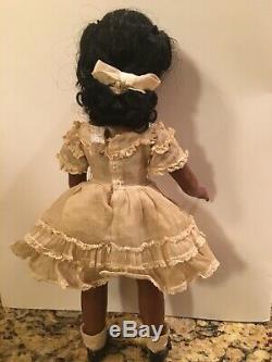 Vintage Madame Alexander 1952 Cynthia 15 African American
