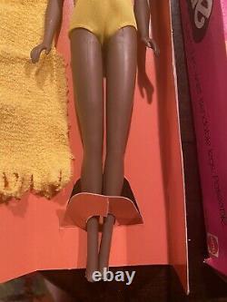 Vintage Malibu Christie BARBIE Doll RARE (1975) Mattel with Original Packaging