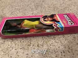 Vintage Malibu Christie sunsational barbie steffie face african american 7745