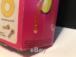 Vintage Mattel Golden Dream Christie Doll 1980 Taiwan No. 3249 MIB