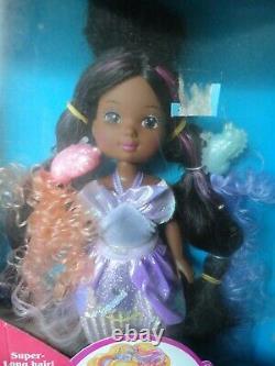 Vintage Mattel Lady Lovely Locks Enchanted Island Maiden Mistycurls NIB 1987