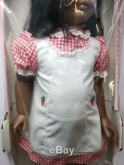 Vintage Patti Play Pal Doll African American Black Sealed Package FREE SHIP