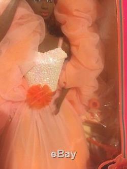 Vintage Peaches N Cream African American Barbie Mattel NIB Rare Doll