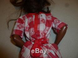 Vintage Super Christie Barbie 18 Doll Mattel 1976 Supersize African American