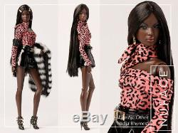 W Club Excl LIKE NO OTHER NADJA RHYMES INTEGRITY/FR NU. Face 82119B NRFB