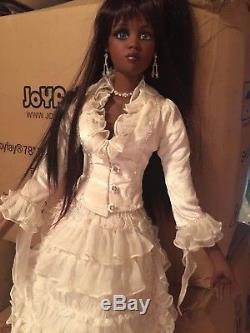 Yasmin by Jan McLean 38 Vinyl Ethnic African American Jamaican Artist Doll
